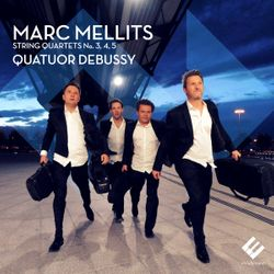 Quatuor à cordes n°3 (Tapas) : 2. Two - QUATUOR DEBUSSY