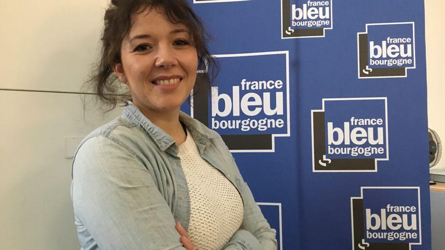 Aurélie Gonet est de retour à Dijon après 8 mois de voyage à vélo