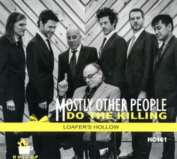 Glen Riddle (for David Foster Wallace) - MOSTLY OTHER PEOPLE DO THE KILLING