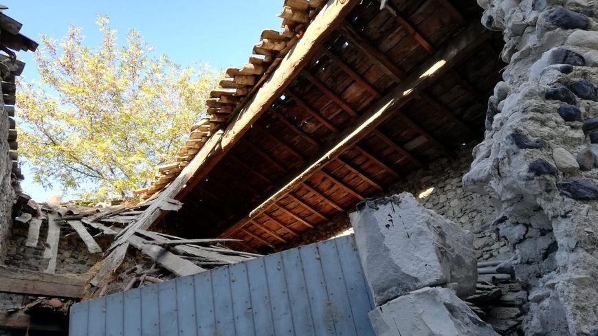 PHOTOS - Le Teil en Ardèche, ville sinistrée par le séisme de lundi - France Bleu