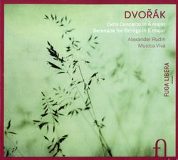 Concerto n°1 en La Maj B 10 : Andante cantabile - pour violoncelle et orchestre - ALEXANDER RUDIN
