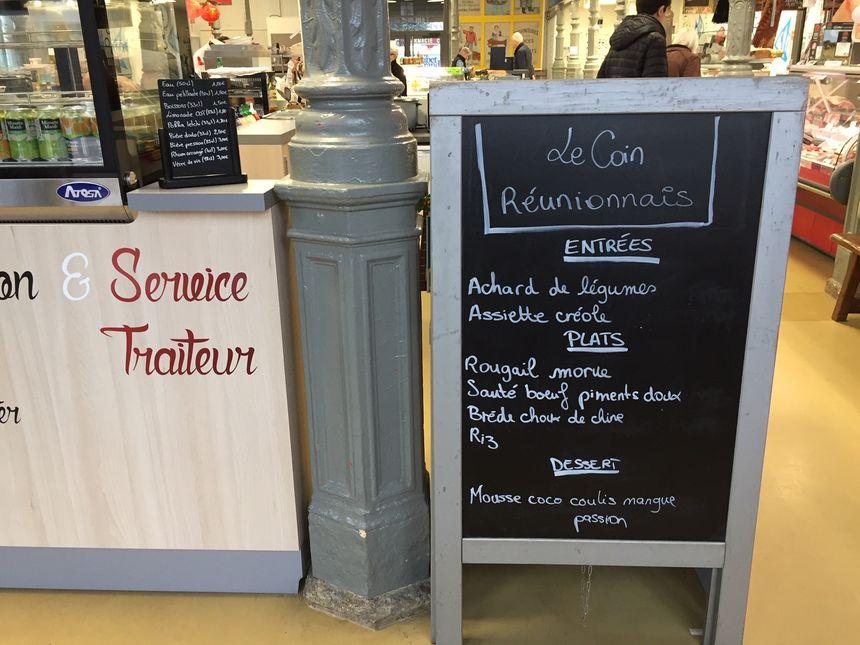 Le Coin Réunionnais : une cuisine faite  maison et chaque jour un voyage culinaire.