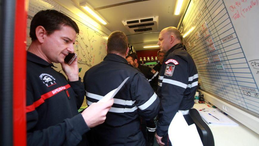 Les pompiers des Alpes-Maritimes ont reçu plus de 5.000 appels en moins de 24h