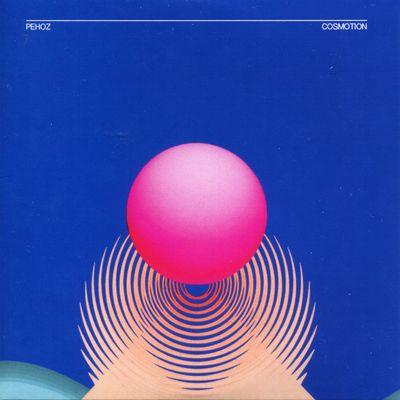 """Pochette de l'album """"Cosmotion"""" par Pehoz"""