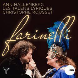 Artaserse : Son qual nave ch'agitata (Acte III Sc 1) Air d'Arbace - ANN HALLENBERG