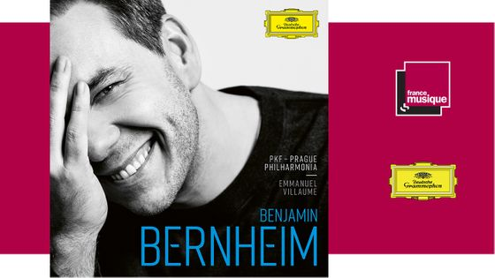 Benjamin Bernheim - Emmanuel Villaume - PKF-Prague Philharmonia