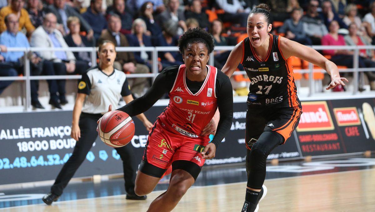 Euroligue : deuxième victoire consécutive du Tango Bourges Basket !