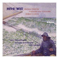 Pecheur d'islande suite pour orchestre : La mer d'islande