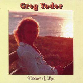 "Pochette de l'album ""Dreamer of life"" par Greg Yoder"