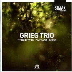 Andante con moto pour violon violoncelle et piano - TRIO GRIEG