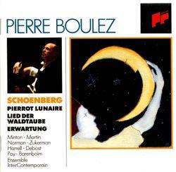 Pierrot lunaire, Op. 21 - I. Mondestrunken - JANIS MARTIN