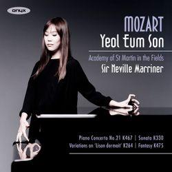 Concerto pour piano n°21 en Ut Maj K 467 : 2. Andante - YEOL EUM SON