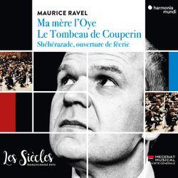 Le Tombeau de Couperin  : 4. Rigaudon - pour orchestre - HELENE MOUROT