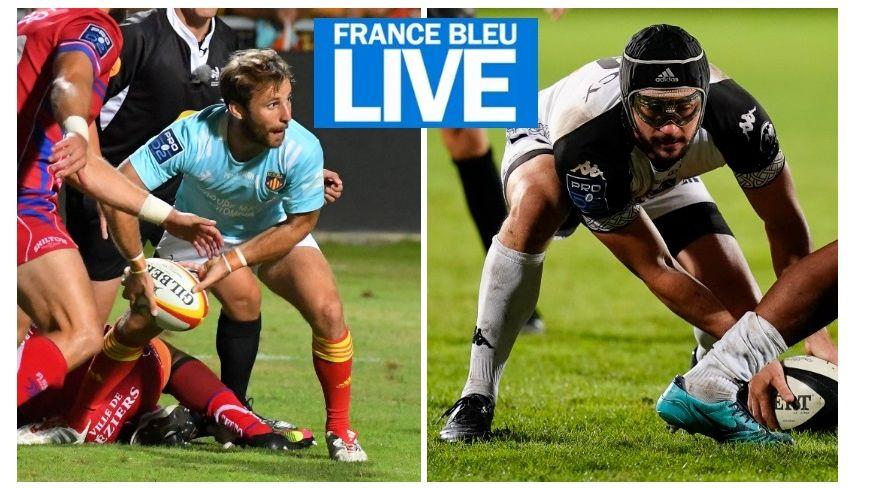 DIRECT RUGBY - Vivez le match USAP - Vannes sur France Bleu Roussillon - France Bleu