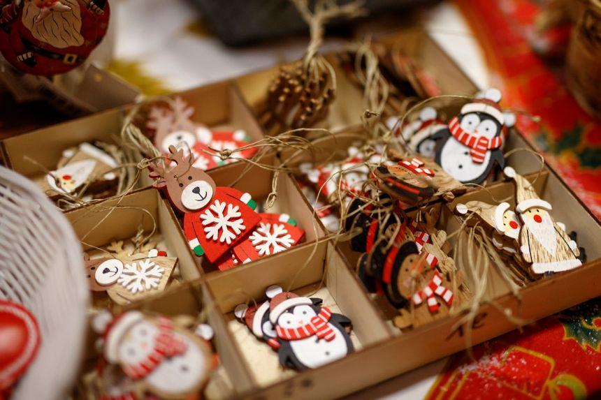 Ambiance de Noël à Sierck-les-Bains
