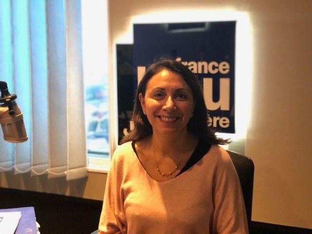 Béatrice Bertrand (directrice CIDFF Gard, Centre d'Information sur les Droits des femmes et des Familles)