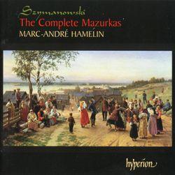 Danse polonaise pour piano n°1 (Mazurek) - MARC ANDRE HAMELIN