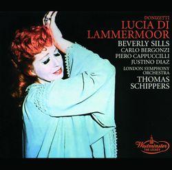 Lucia di Lammermoor : Il dolce suono (2ème partie Acte II) (Scène de la folie) - BEVERLY SILLS