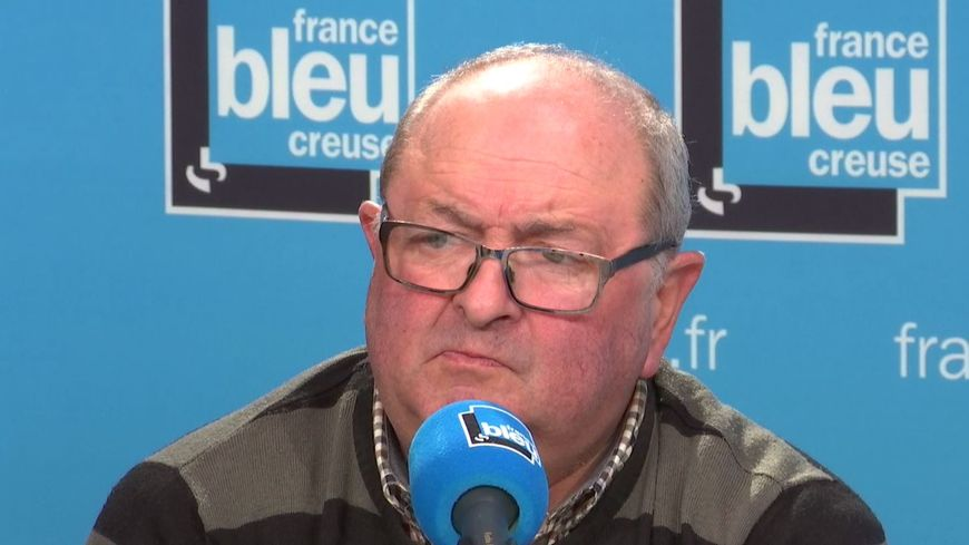 Jean-Baptiste Alanore, maire de Bord-Saint-Georges