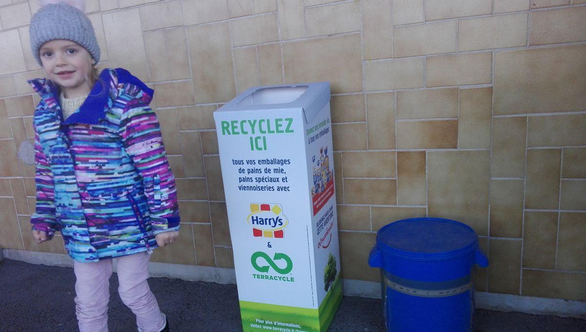 Comment le sou des écoles de Craintilleux s'est lancé dans le recyclage de plusieurs sortes de déchets