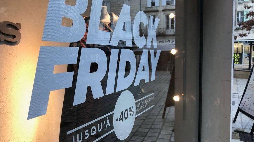 Black Friday (photo d'illustration)