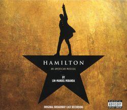 Hamilton (Original Broadway Cast Recording) : Alexander Hamilton - LESLIE ODOM