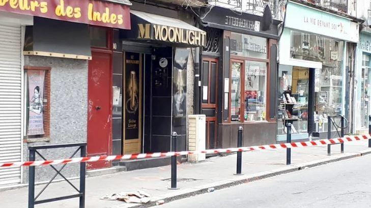 Le jeune homme travaillait au Moonlight, rue Joffre.