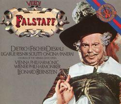 Falstaff : E sogno o realtà (Acte II Sc 1) Ford Falstaff - DIETRICH FISCHER-DIESKAU