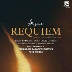 Requiem en ré min K 626 : 15. Cum sanctis tuis (Choeur et solistes) - Sophie Karthauser