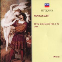 Symphonie pour cordes n°11 en Fa Maj MWV N 11 : 2. Scherzo. Comodo (Schweizerlied)