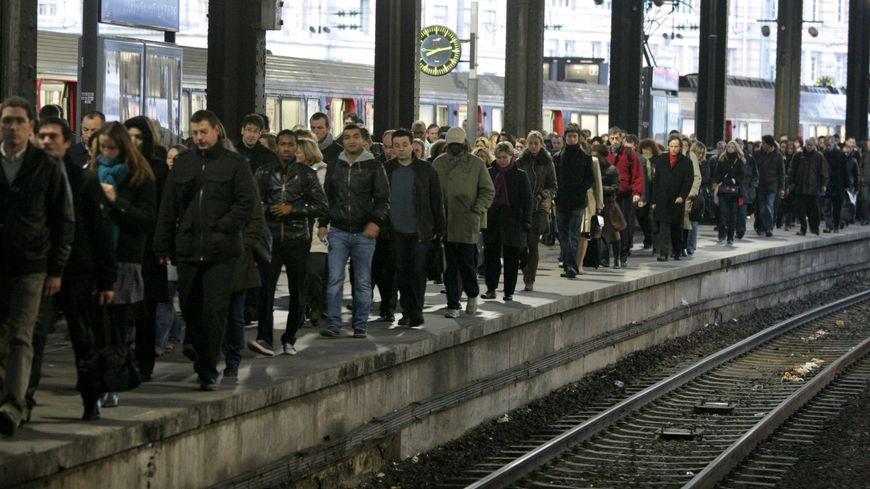 La RATP prévoit un trafic très perturbé sur l'ensemble de son réseau jeudi 5 décembre 2019.