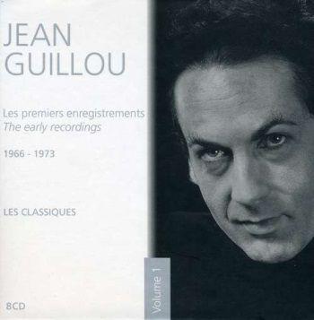 Coffret 8 CD Jean Guillou / Les premiers enregistrements