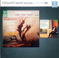 Märchenerzählungen pour clarinette alto et piano op 132 : 3. Ruhiges Tempo mit zartem Ausdruck - WALTER BOEYKENS
