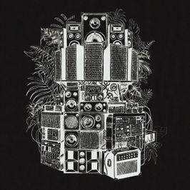 "Pochette de l'album ""Code name the dub instrumental"" par Radikal Vibration"