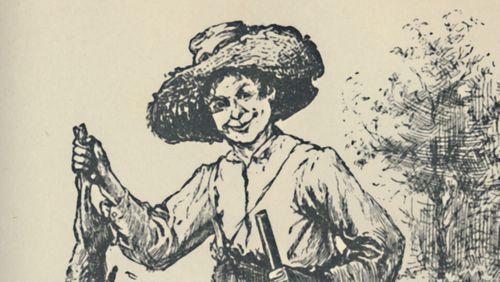 """Une aventure de Huckleberry Finn"" de Mark Twain"