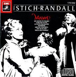 La flûte enchantée K 620 : Ach ich fühl's (Acte II) Air de Pamina - TERESA STICH-RANDALL