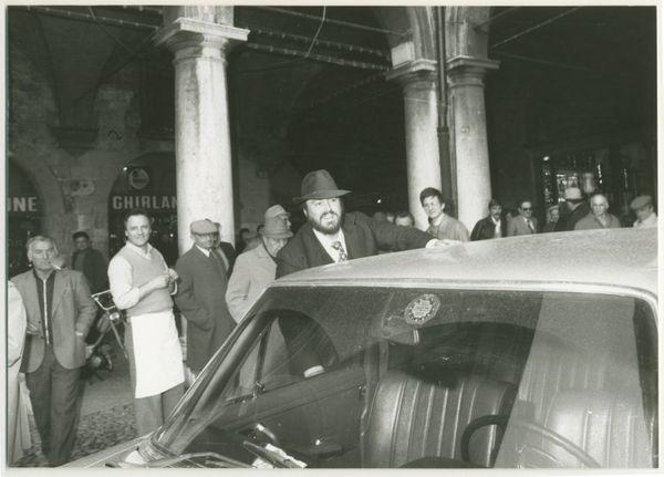 Pavarotti - Ron Howard, avec l'autorisation de CGR Events