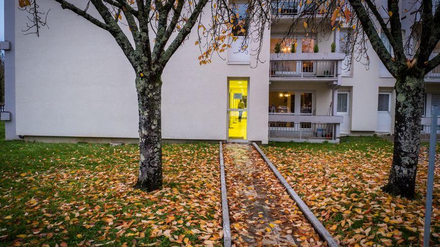 Foyer Logements Vesoul. Résidence pour personnes âgées à Vesoul, gérée par le CCAS de la ville.