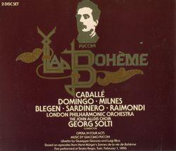 La Bohème : Vecchia zimarra senti (Acte IV) Colline - RUGGERO RAIMONDI