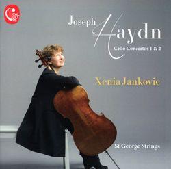Concerto pour violoncelle n°2 en Ré Maj op 101 HOB VIIb : 2 : 2. Adagio - arrangement avec orchestre à cordes - Xenia Jankovic