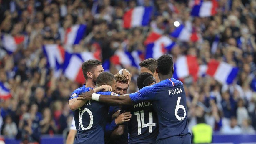 La France s'est qualifiée pour l'Euro 2020