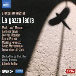 La gazza ladra : Sinfonia (instrumental)