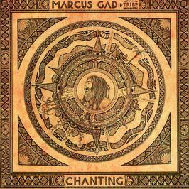 """Pochette de l'album """"Chanting"""" par Marcus Gad & Tribe"""