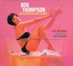 On the street where you live - BOB THOMPSON & HIS ORCHESTRA AND CHORUS