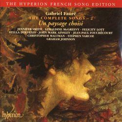 La fée aux chansons op 27 n°2 - pour soprano et piano - GERALDINE MAC GREEVY
