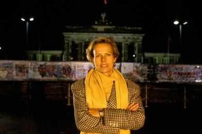 1989, le Mur de Berlin tombe : Christine Ockrent était sur place, 1er octobre 1989, Berlin