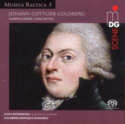 Concerto pour clavecin en Mi bémol Maj : 2. Largo con sordini - ALINA RATKOWSKA