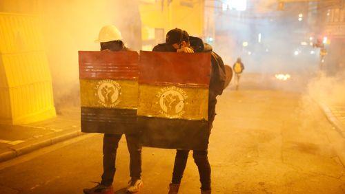 Table ronde d'actualité internationale : Amérique Latine : d'une crise à l'autre