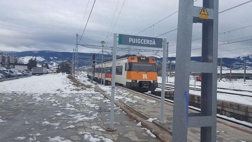 Le projet prévoit d'utiliser la ligne actuelle qui relie Barcelone à Latour de Carol par Puigcerda
