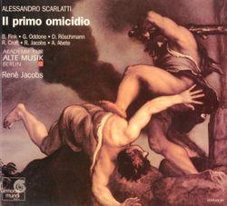 Caino ovvero Il primo omicidio : Dalla mandra un puro agnello (1ère partie) Air d'Abel - GRACIELA ODDONE
